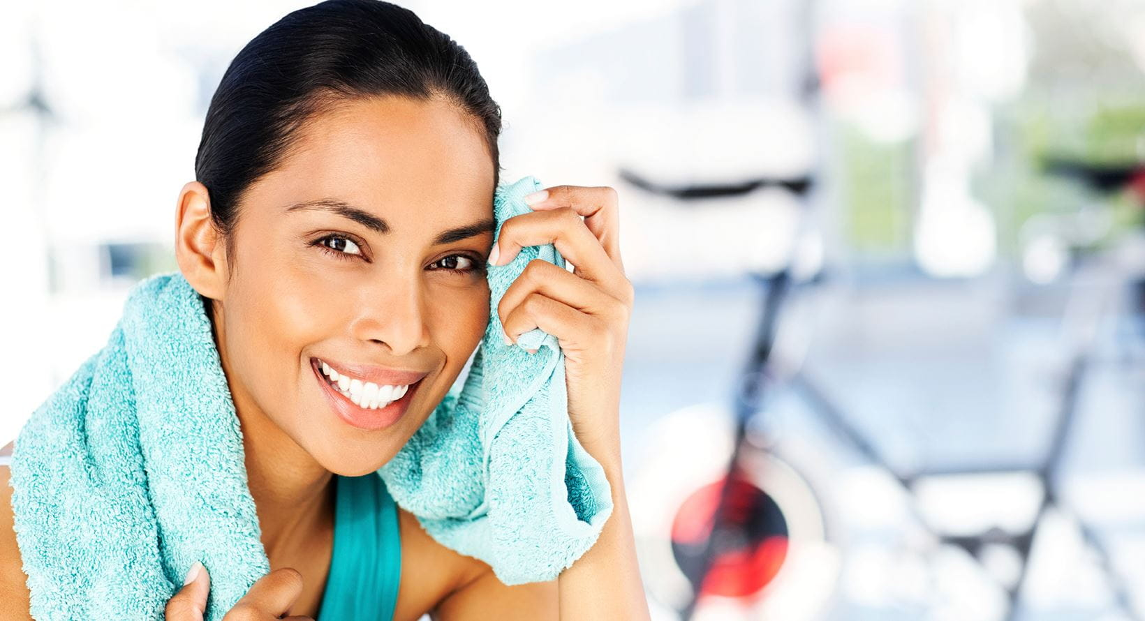 woman wondering how to prevent excessive sweating