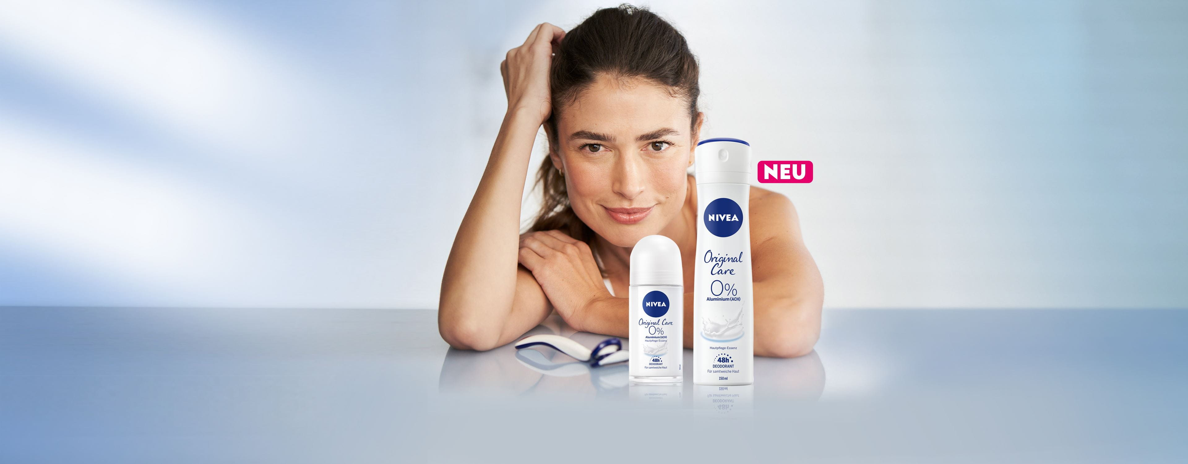 NIVEA Deo Original Care